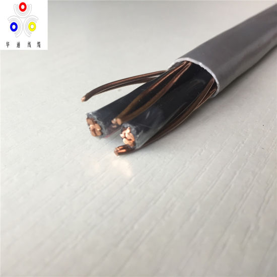 China Ser/Seu Concentric Cable /Service Entrance Cable Flat 4/0AWG ...
