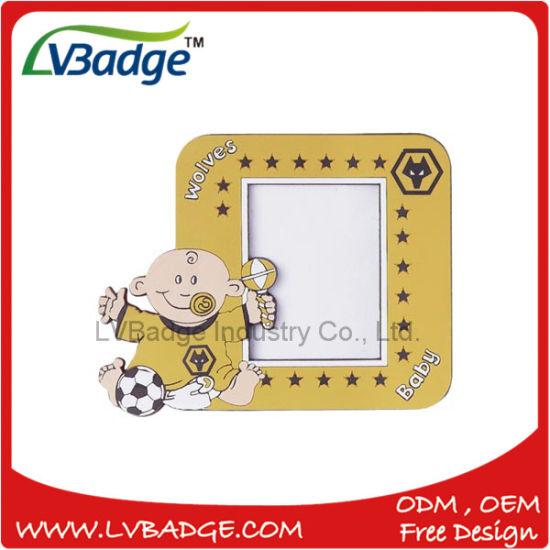 Soft PVC Photo Frame with Custom Logo