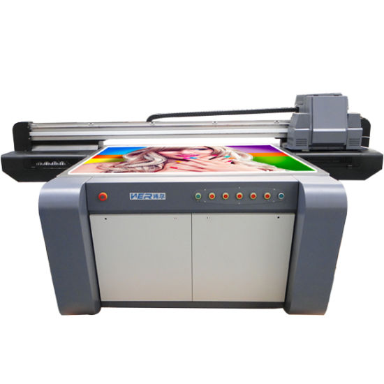 SGS Approved Large Format A0 LED UV Flatbed Printer for PVC Foam Board pictures & photos