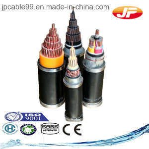 XLPE Insulated and Steel Wire Armoured Power Cable pictures & photos