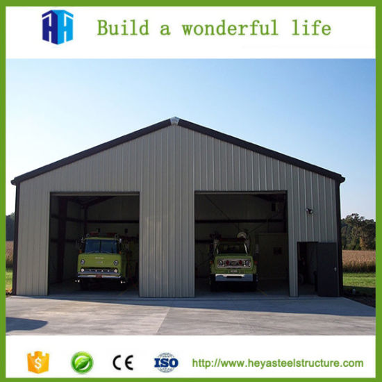 Amazing Low Cost Factory Workshop Steel Structure Building Car Garage Design