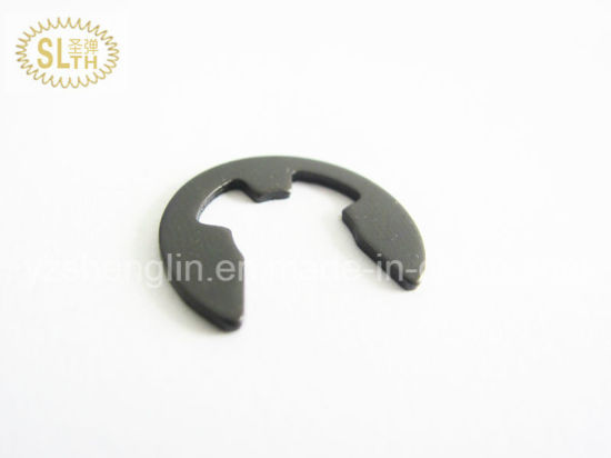 Circlip for Shaft Black Oxide pictures & photos