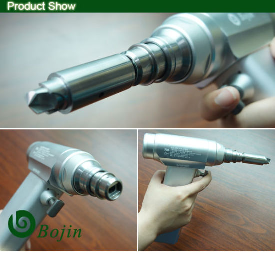 Autoclavable Orthopedic Surgical Neurosurgery Drill Bur (BJ4105) pictures & photos