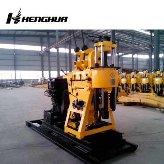 Hot Sale Borehole Water Well Drilling Equipment