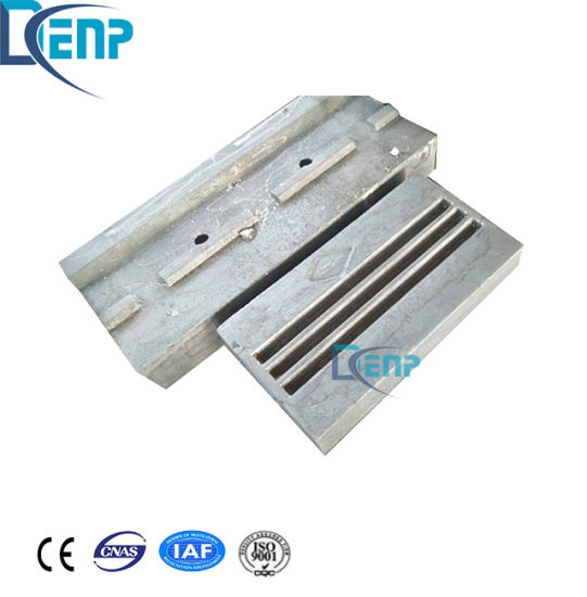 PF1210V Impact Crusher Spare Parts PF1210 Hammer Plate PF1210 Blow Bar pictures & photos