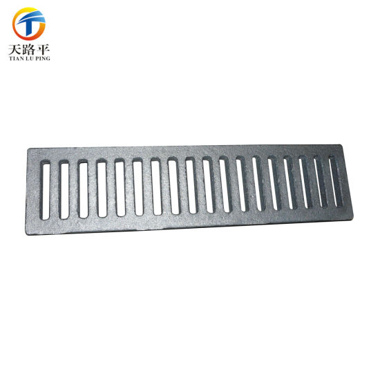 OEM Custom Investment Cast Ductile Iron Floor Drain pictures & photos