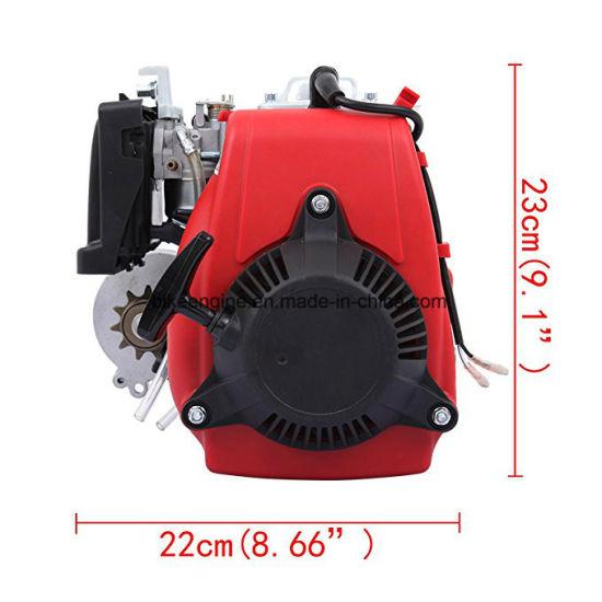 China Bike Engine Kit 4 Stroke / 49cc Powerful Pull Start 4-Stroke