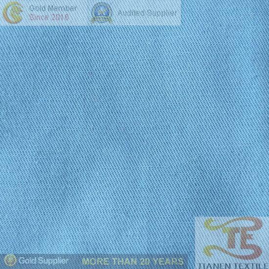 2/2 Twill Full Dull Nylon Cotton Fabric for Garment