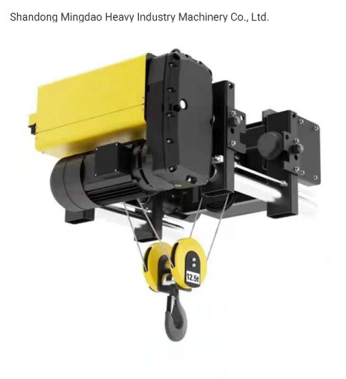 Mingdao 15ton European Hoist with Good Price pictures & photos