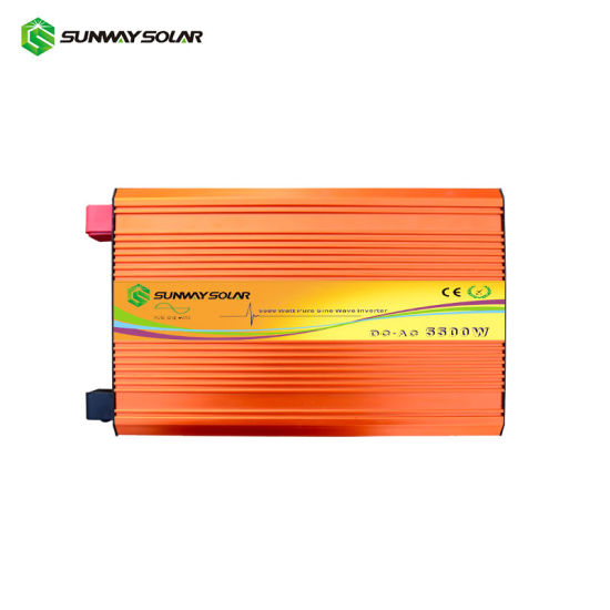 Off-Grid Pure Sine Wave Power Solar Inverter 5500W 110V 220V pictures & photos