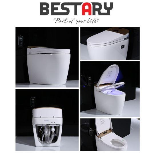 Super Japanese Toilet Automatic Smart Toilet Bowl Ceramic Electric Toilet Seat Cover Plit 001 Dailytribune Chair Design For Home Dailytribuneorg
