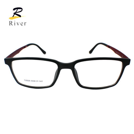 2018 Retro Acetate Spectacle Frame for Man and Women Fashion Eyeglasses Frame 3029