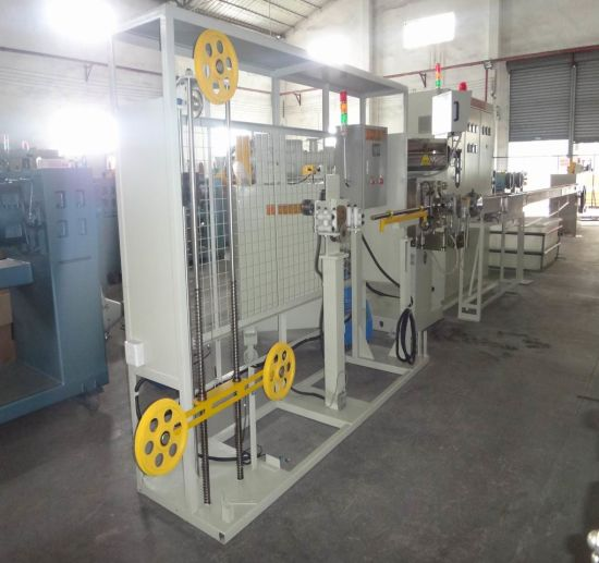 Electrical Cable Sheath Production Line