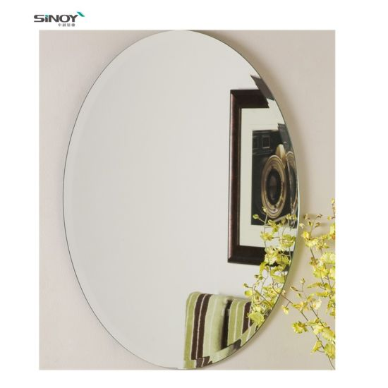 China Large Oval Full Length Mirror, Full Length Oval Wall Mirror