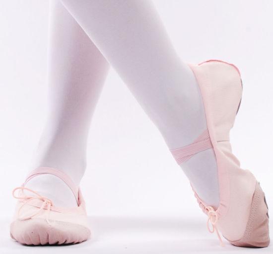 Ballet Pointe Shoes Kids Colorful Ballet Shoes for Sale