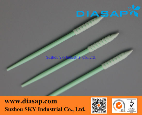 Disposable Dust Free Polyurethane Foam Cleaning Swabs pictures & photos