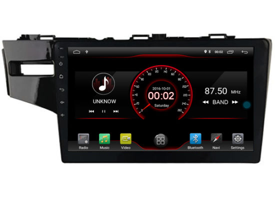 China Witson 102 Big Screen Android 60 Car Dvd For Honda Fit Jazz