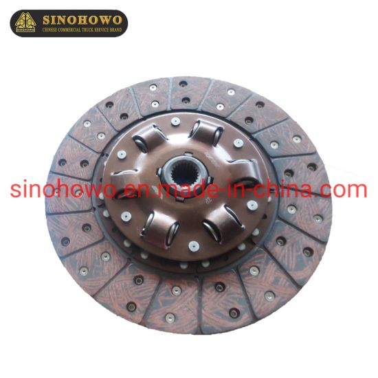 Hot Sale, Clutch Disc Wg9914161100 Used for Chinese/Japanese Brand Truck Bus HOWO Truck
