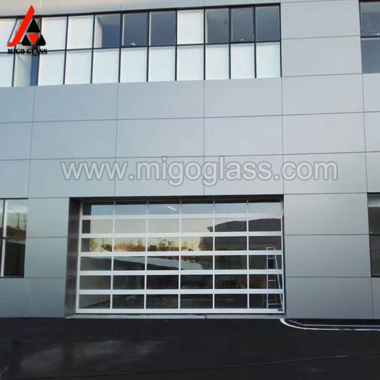 Aluminium Profile Double Insulated Glass Door Used for Home