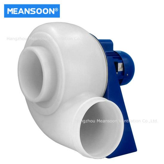 200 Plastic Chemical Fume Hood Centrifugal Fan
