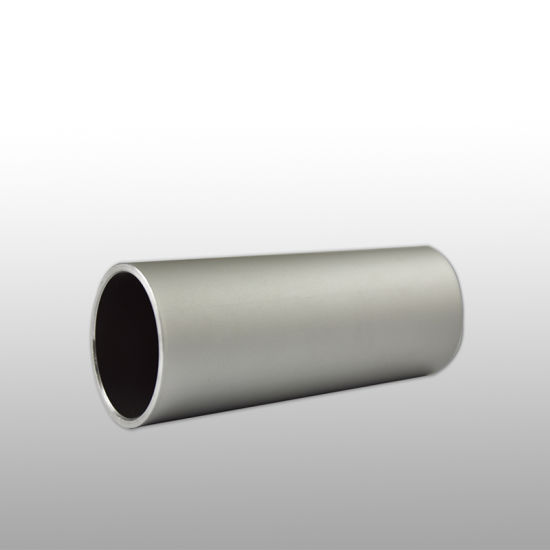 Different Shapes Aluminum Extrusion Seamless Tube