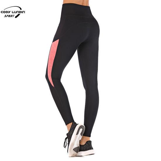 Cody Lundin Custom High Waist Active Women Fitness Workout Gym Sports Yoga Tight Legging Pants