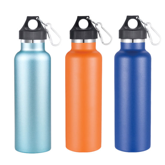 Stainless Steel Thermos Vacuum Insulated Sports Drinking Water Bottle for Sports Activities pictures & photos