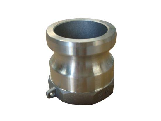 Aluminum Camlock Coupling Quick Couplings Pipe Fitting