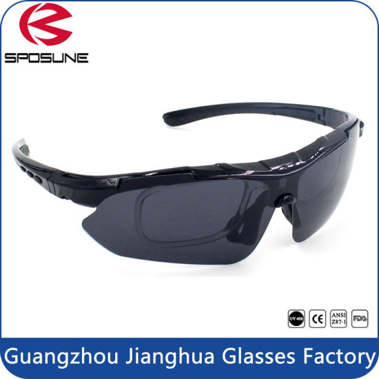 52a2d478d0 Guangzhou Factory Price Sunglasses Wholesale Fashion UV400 Sports Cycling  Glasses pictures   photos