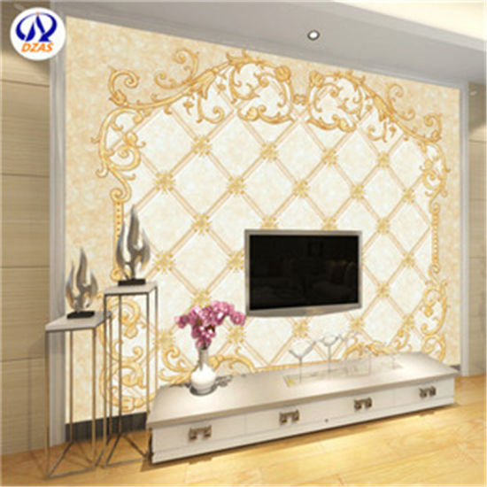 China As Mc Modern European Living Room Bedroom Tv Background Wall