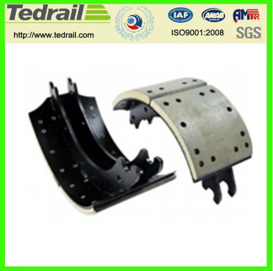 Railway Cast Iron Brake Shoe and Block pictures & photos
