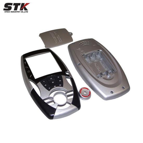 Plastic Injection Molding Auto Light Housing Plastic Case (STK-PLS-007)
