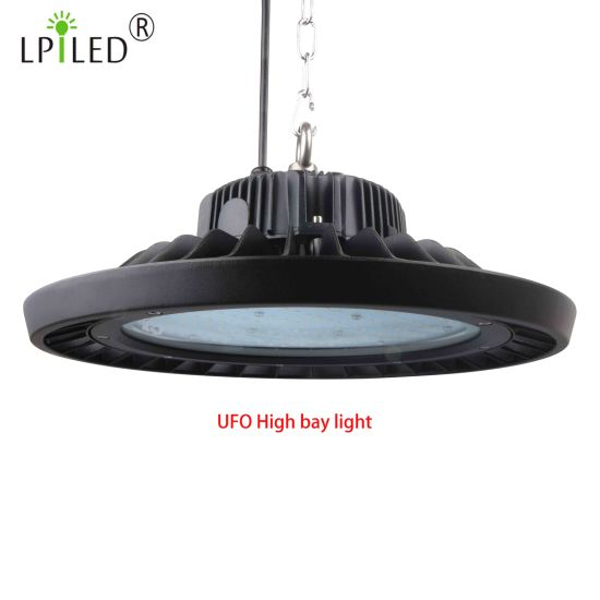 150W High Bay Light Round for Industrial Warehouse (LPILED-HBLR150W) pictures & photos