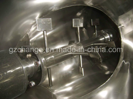 V Type Stainless Steel GMP Granules Powder Mixer pictures & photos