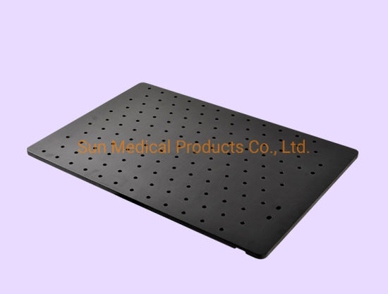 Radiotherapy Carbon Fiber Limbs Fixation Plate