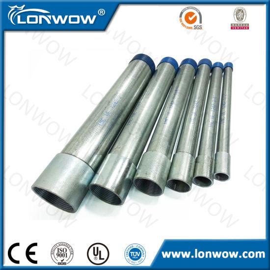 Round Steel Conduit Pipe IMC Conduit