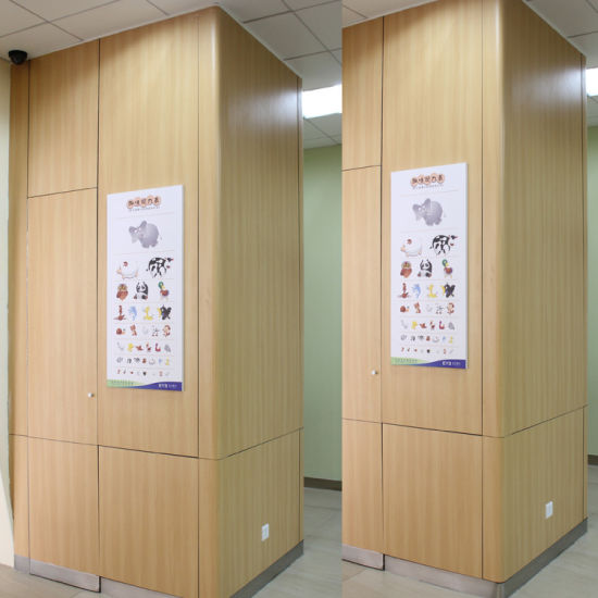Hospital Wall Panel Fireproof HPL/ High Pressure Laminate pictures & photos