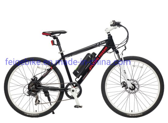 "250W 7 Speed 26"" Electric Mountain Bike (EB1902) pictures & photos"