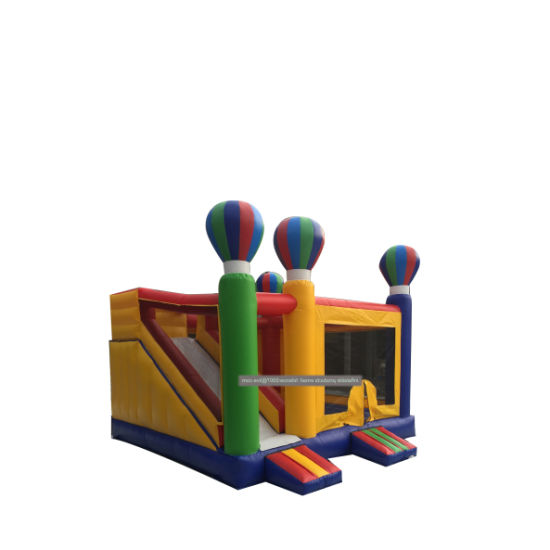 Balloon Commercial Inflatable Bouncer with Slide, Inflatable Bouncy Castle pictures & photos