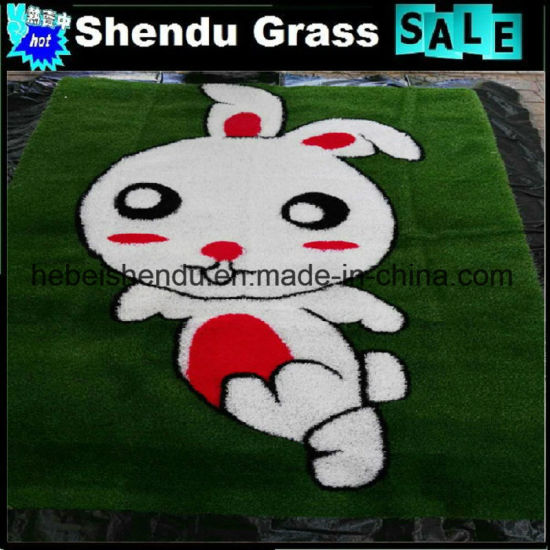 Wholesales Synthetic Lawn Mat for Outdoor Floor