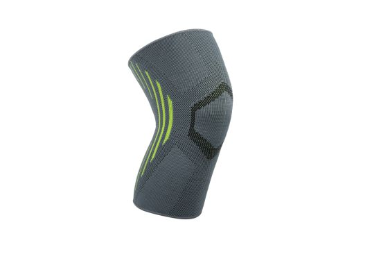 Good Elastic Comfortable Knee Sleeve pictures & photos