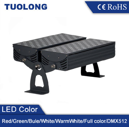100W200W LED Flood Light with Double Head Outdoor Project Light pictures & photos