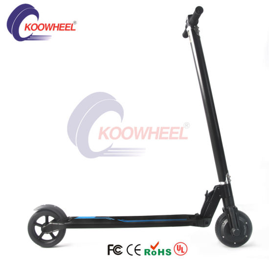 6 5 Inch 2 Wheel Smart Self Balancing Electric Scooter With Handle Bar Pictures Photos