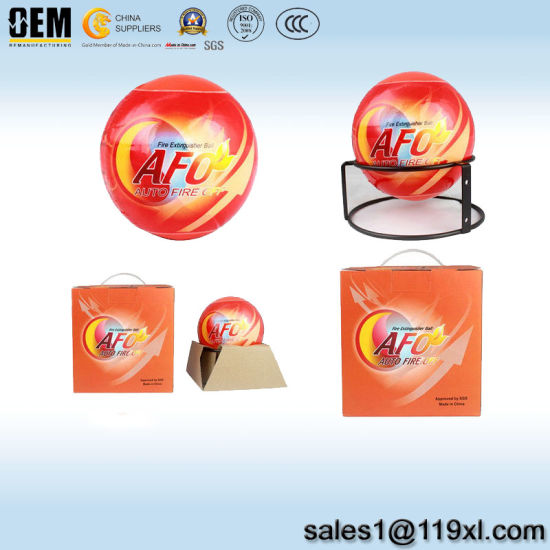 Portable Fire Ball Elide Fire Extinguisher Price pictures & photos