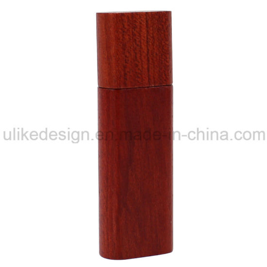 Simple Design Wooden USB Flash Drive (UL-W020)