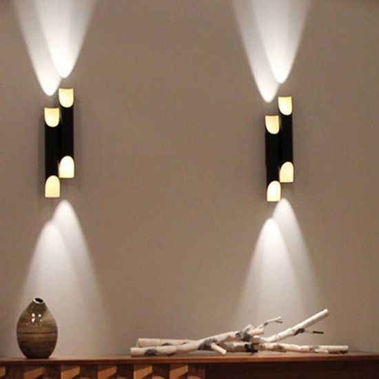 china so wonderful design up down indoor aluimium wall sconces