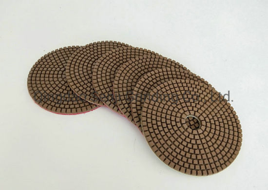 Copper Bond Diamond Polishing Pad Grinding Disc for Stone and Concrete Floor