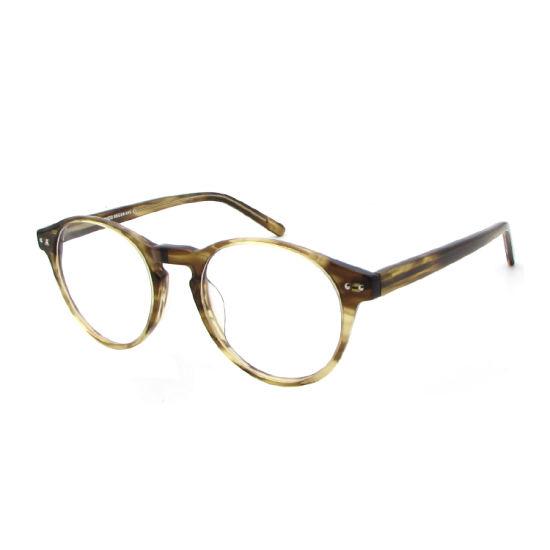 New Model Eyewear Acetate Optical Frame Glasses, Newest Trendy Optical Frame, Cheap Acetate Optical Frame