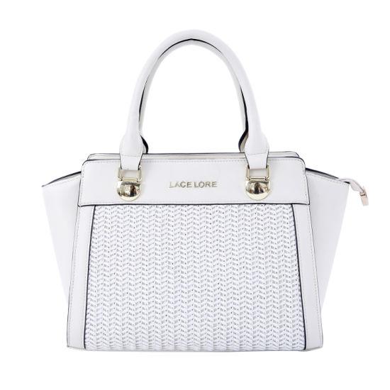 China Lady S Classic Leather Handbag Fashion Designer Tote Bag Gift Bag China Bag And Handbag Price
