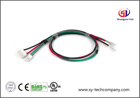 Insulated Customized Wire Harness with 18 AWG